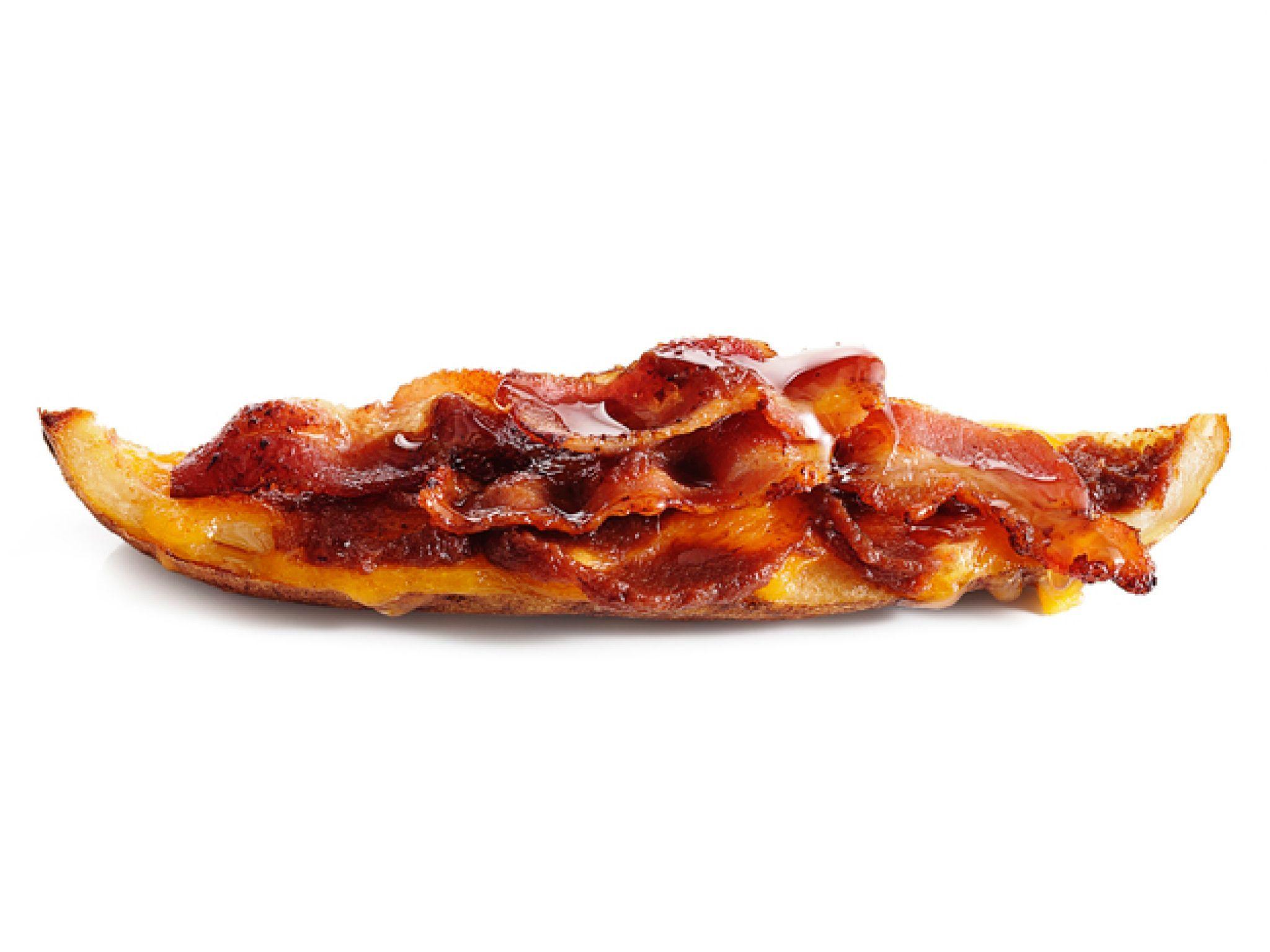 Maple-Bacon Potato Skins recipe from Food Network Kitchen via Food ...
