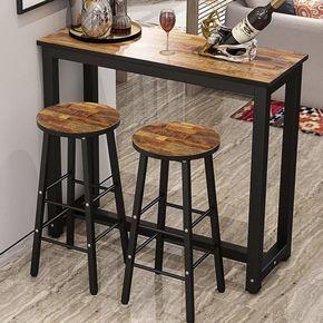 Plainfield 3 Piece Pub Table Set