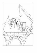ausmalbilder bob der baumeister29 in 2020 | bob der baumeister, ausmalen, baumeister