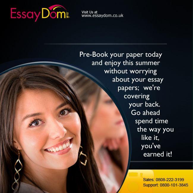 Best custom written essays