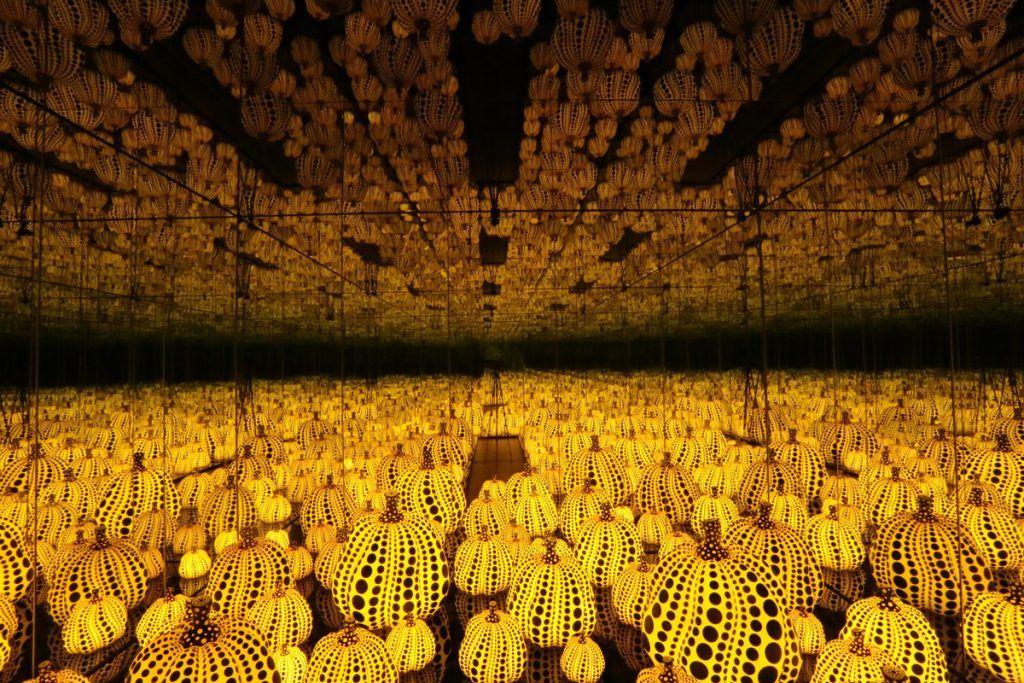 Infinity Mirror Rooms Yayoi Kusama Infinity Mirrors