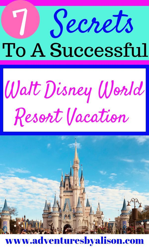 Planning Trips To Walt Disney World Resort, Can Seem