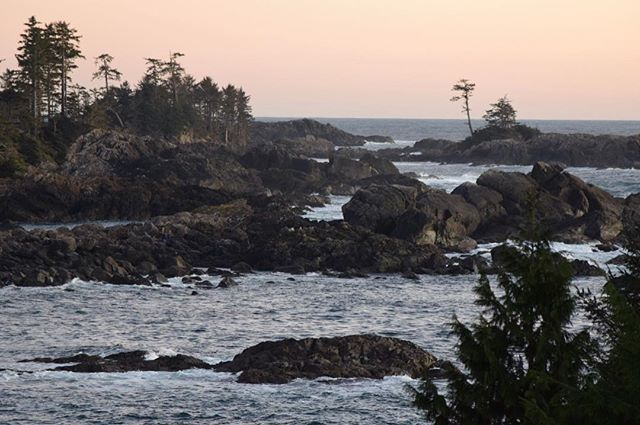 #tbt to beautiful Black Rock, #Ucluelet.