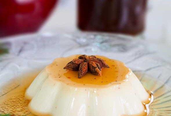 Piparkakkutalon akka: Crème sirop – kermavanukas