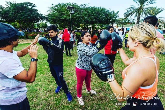 Did you know boxing can burn up to 500 calories a session? Our rising stars have so much fun each we...