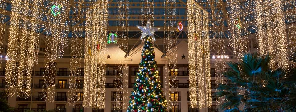 A Lone Star Christmas at Gaylord Texan Resort Winter Time