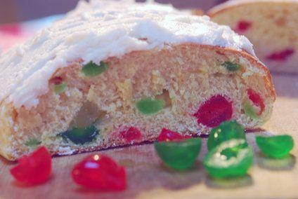 Christmas Stollen (Weihnachts Stollen) Recipe Christmas cookie