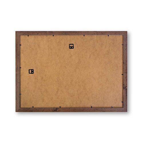 Photo of Framed Art Print lifeguard station on the beach East Urban Home size: 24 cm H x 33 cm W x 2 cm D, frame type: walnut