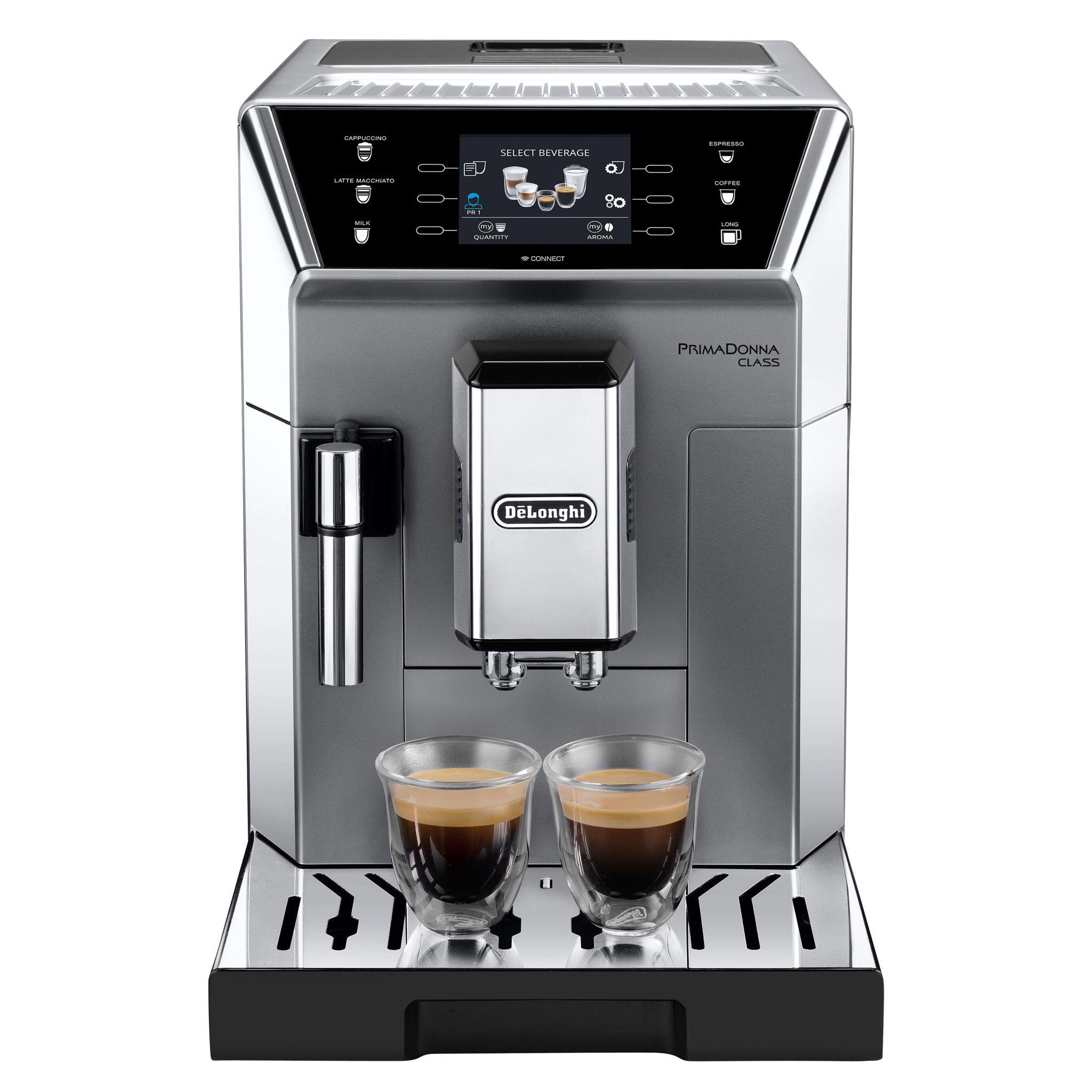 how to clean nespresso machine delonghi