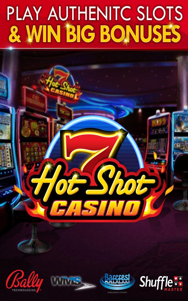 Hot shot casino slots new shot hot slots