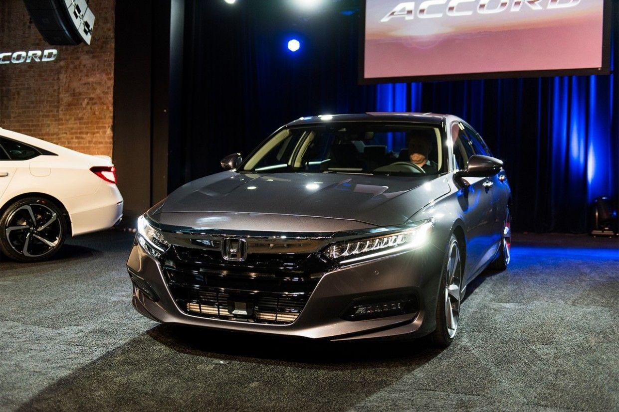 2021 Honda Accord Spirior Images in 2020 Honda accord