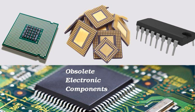 Selling Obsolete Electronic Components At A Discount