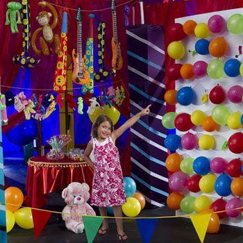Balloon pop prizes