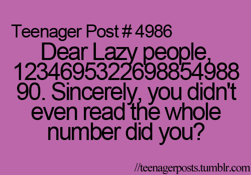 lol guilty.... repin if you went back and tried to read the whole number! :)