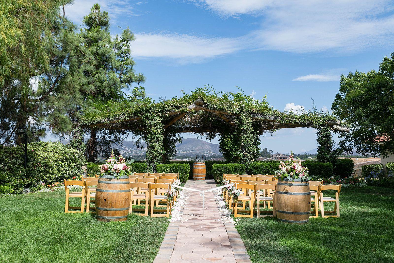 South Coast Winery Wedding Venue in Temecula, CA Leah