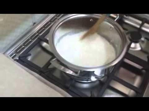 طريقة عمل القشطة المنزلية Kitchen Aid Mixer Cotton Candy Machine Kinds Of Desserts