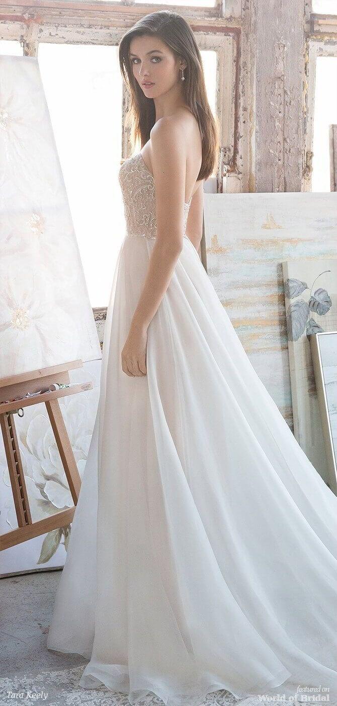 Tara Keely Spring 2018 Wedding Dresses JLM Couture | Hochzeitskleid