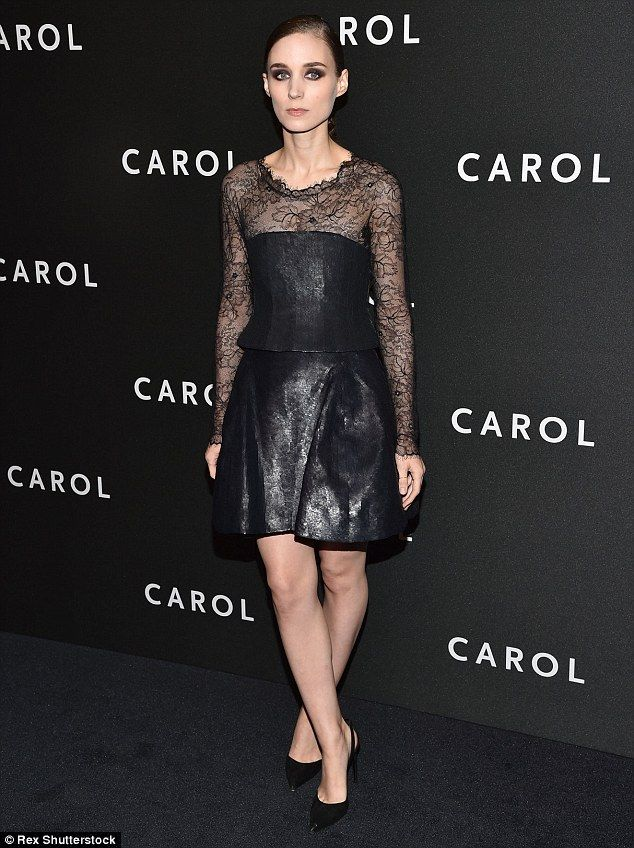 Cate Blanchett And Rooney Mara Dazzle At Carol S Nyc