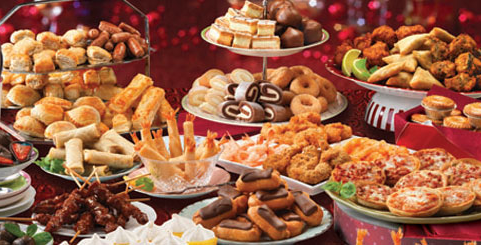 party food Win Free Party Food from Iceland Foods Free