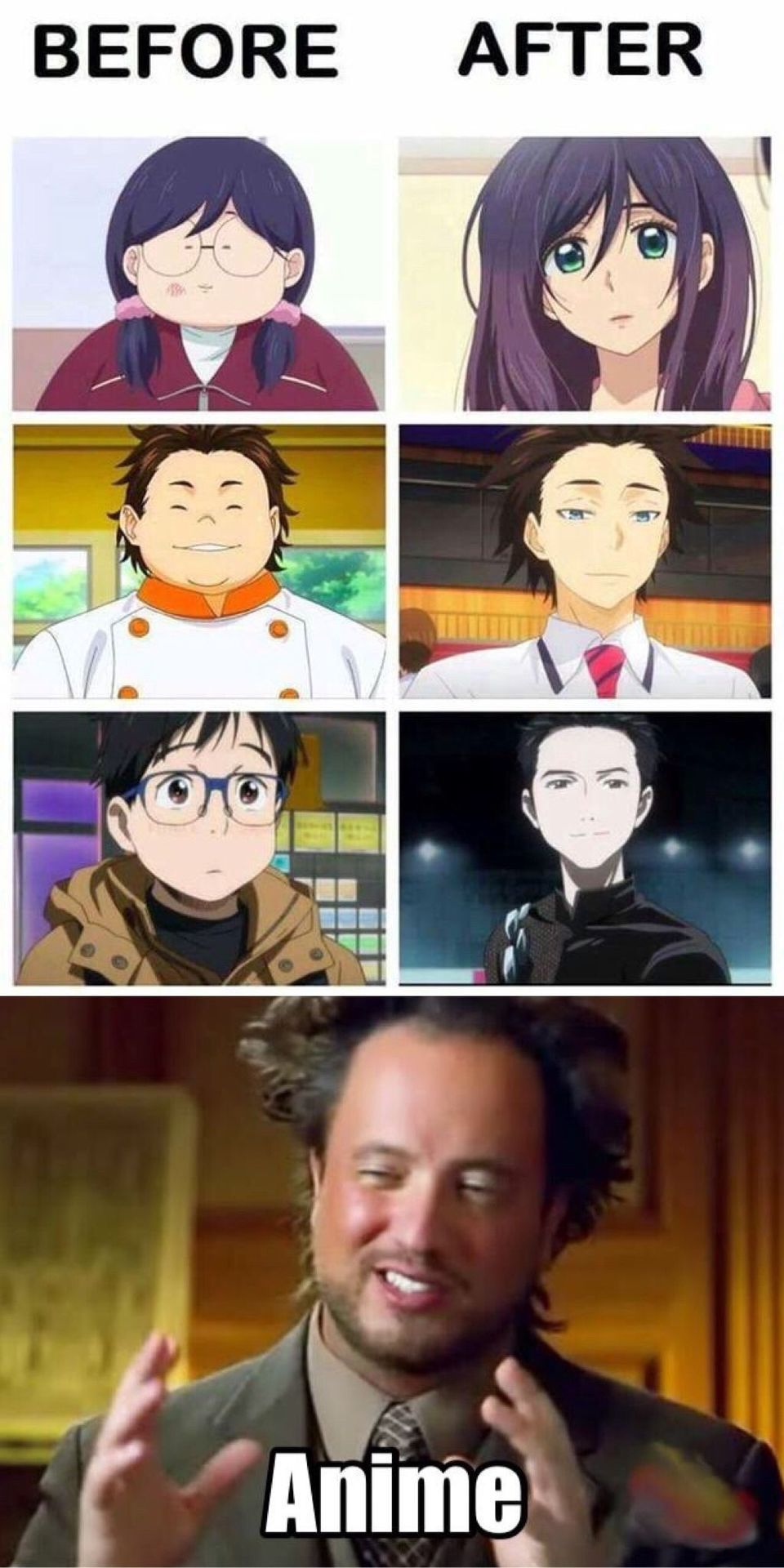 Memes anime