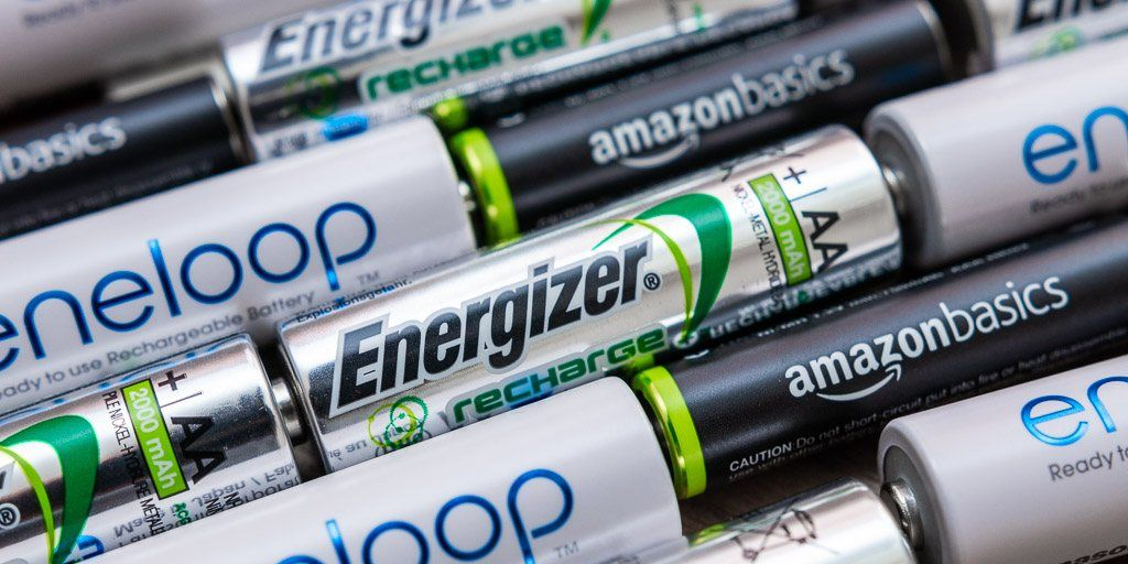 Best Rechargeable Batteries For 2020 Alkaline Battery Digital