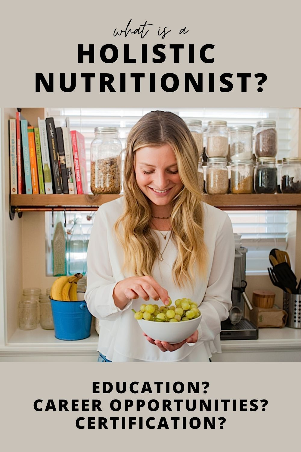 What is a Holistic Nutritionist? The Pure Life in 2020