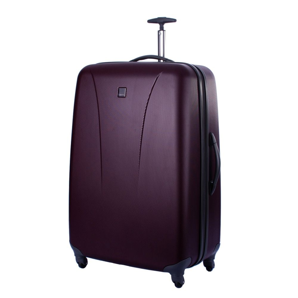 Tripp Lite 4-Wheel Large Suitcase Grape #luggage #suitcase www ...