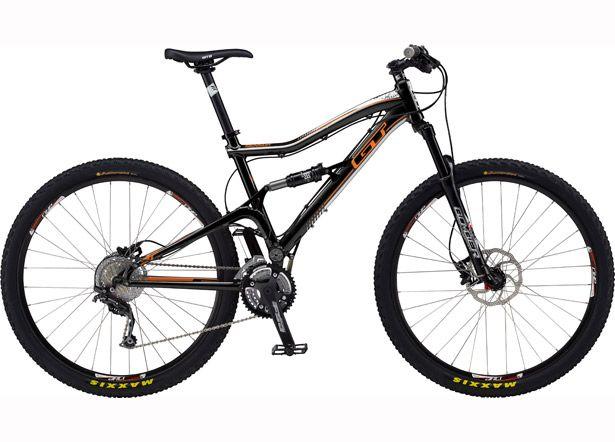 2012 Editors Choice Best Value Full Suspension Mountain Bikes