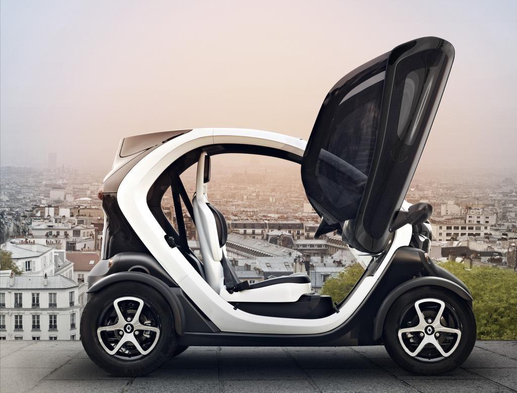 photo la renault twizy une voiture lectrique qui rime avec libert twizy pinterest. Black Bedroom Furniture Sets. Home Design Ideas