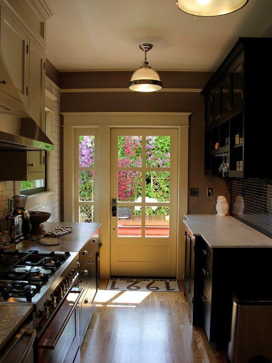 Bungalow Kitchen Ideas: 1921 Portland Bungalow Kitchen