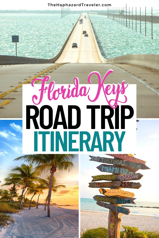 Miami To Key West Road Trip Florida Keys Itinerary Stops Road Trip Fun Road Trip Road Trip Places
