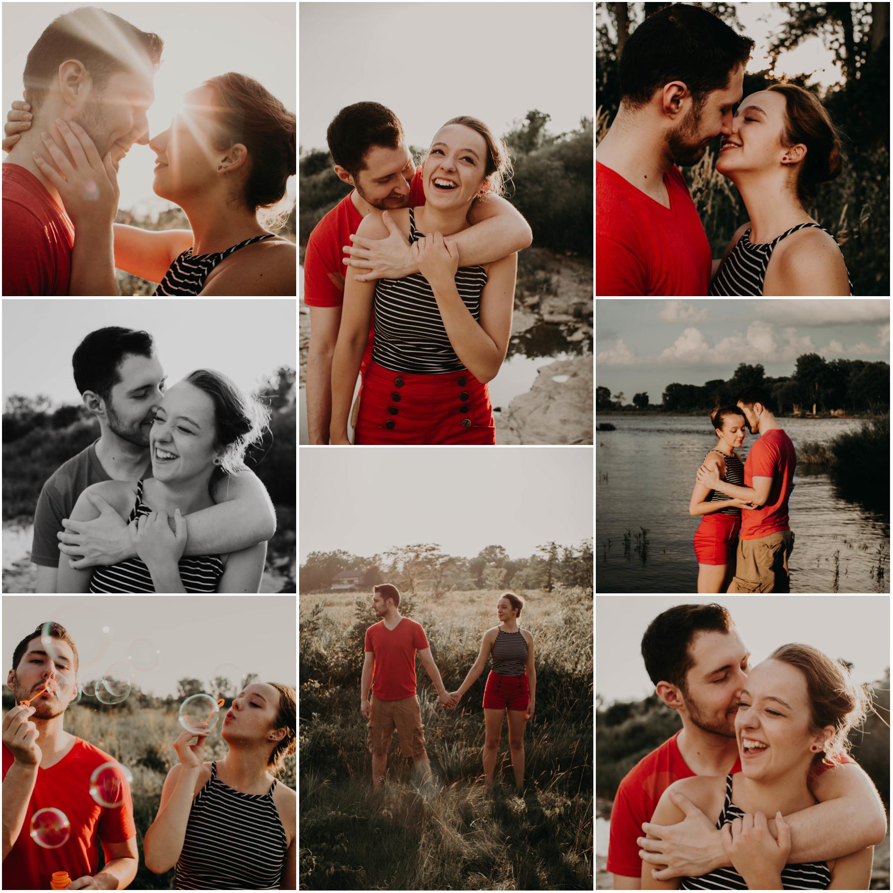 Как правильно фотографироваться парами
