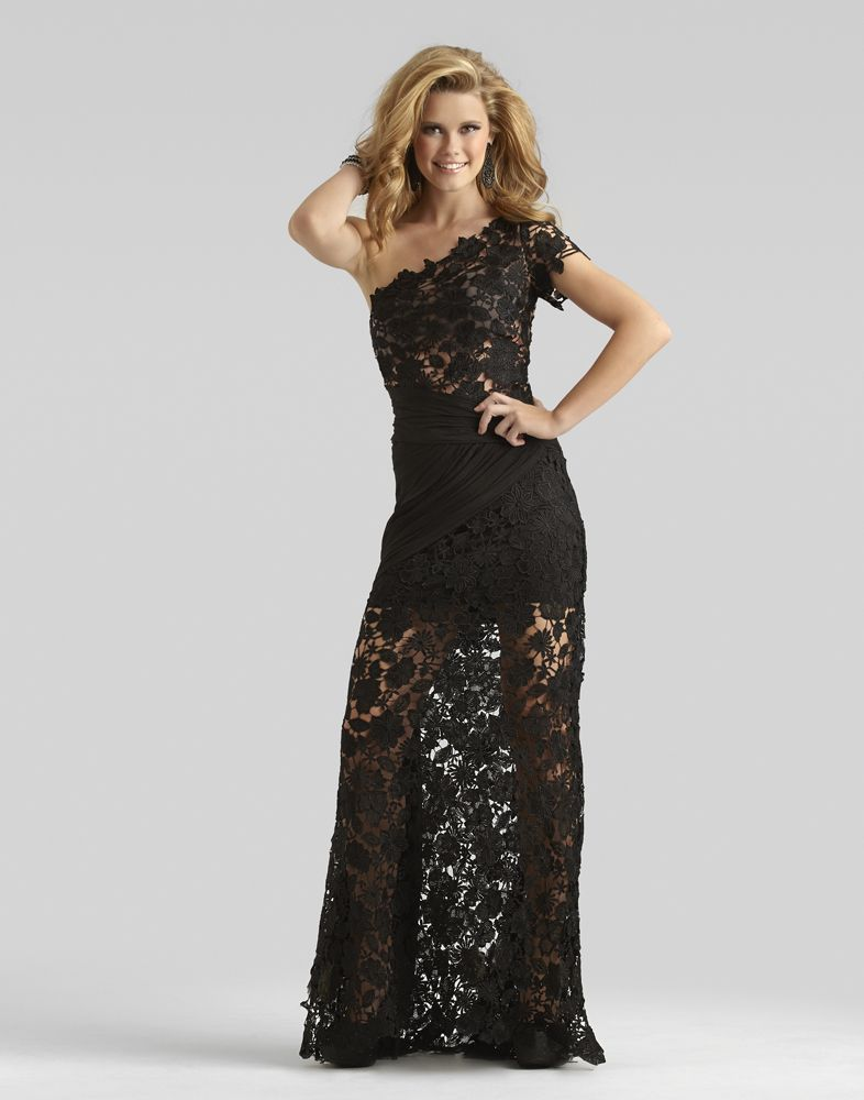 Style 2380 Promgirl.net #Clarisse #back #lace