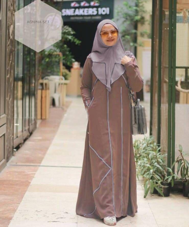 Model Gamis Esme Terbaru 2019 Baju Muslim
