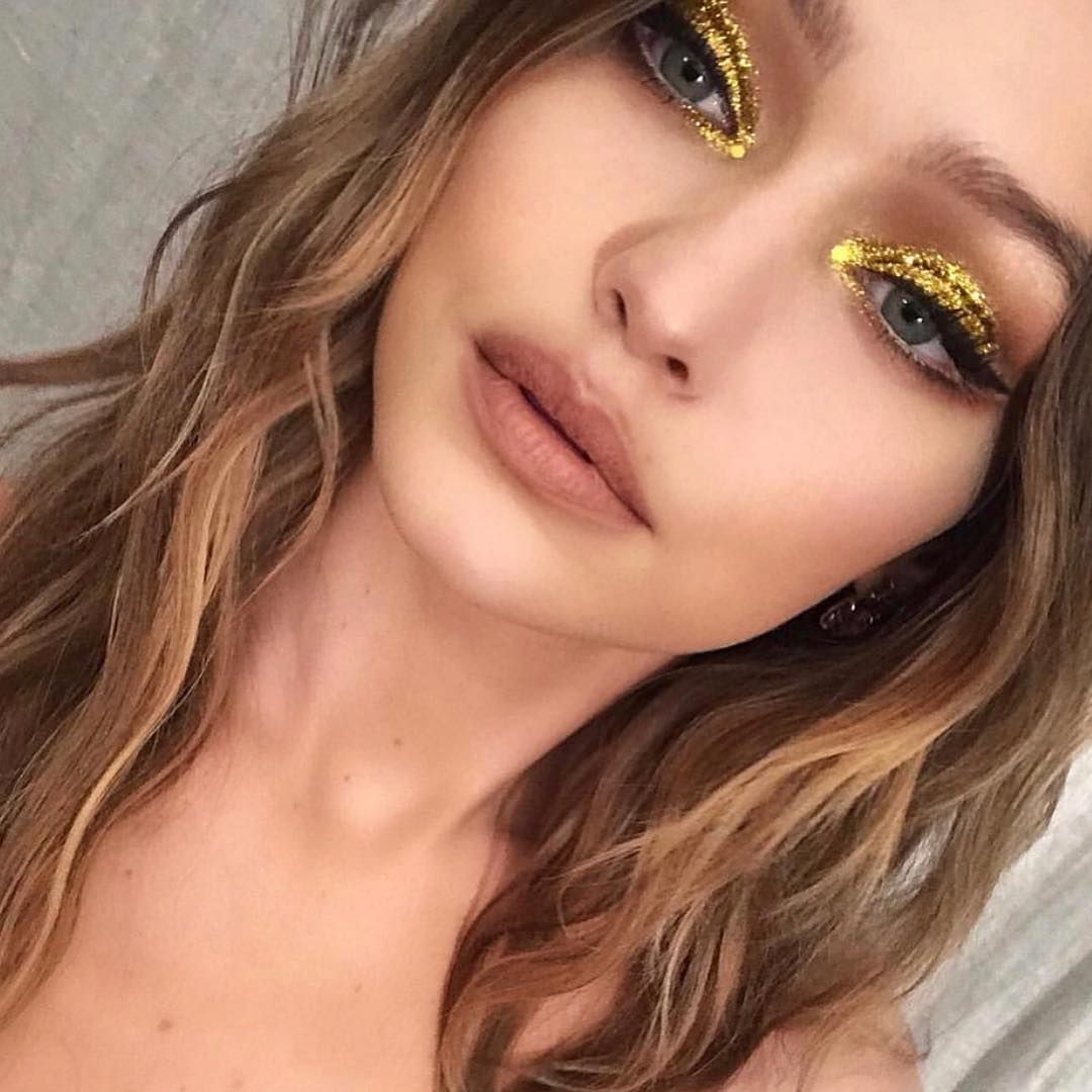 Gigi Hadid Wears  Drugstore Eyeshadow — So Now We Do, Too    | Makeup.com by L'Oréal