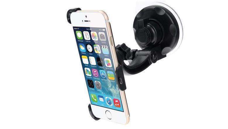 Top 5 Best Hands Free Cell Phone Car Mounts #strikealpha #dashmount