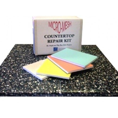Micro Mesh Corian Countertop Repair Kit Countertop Repair