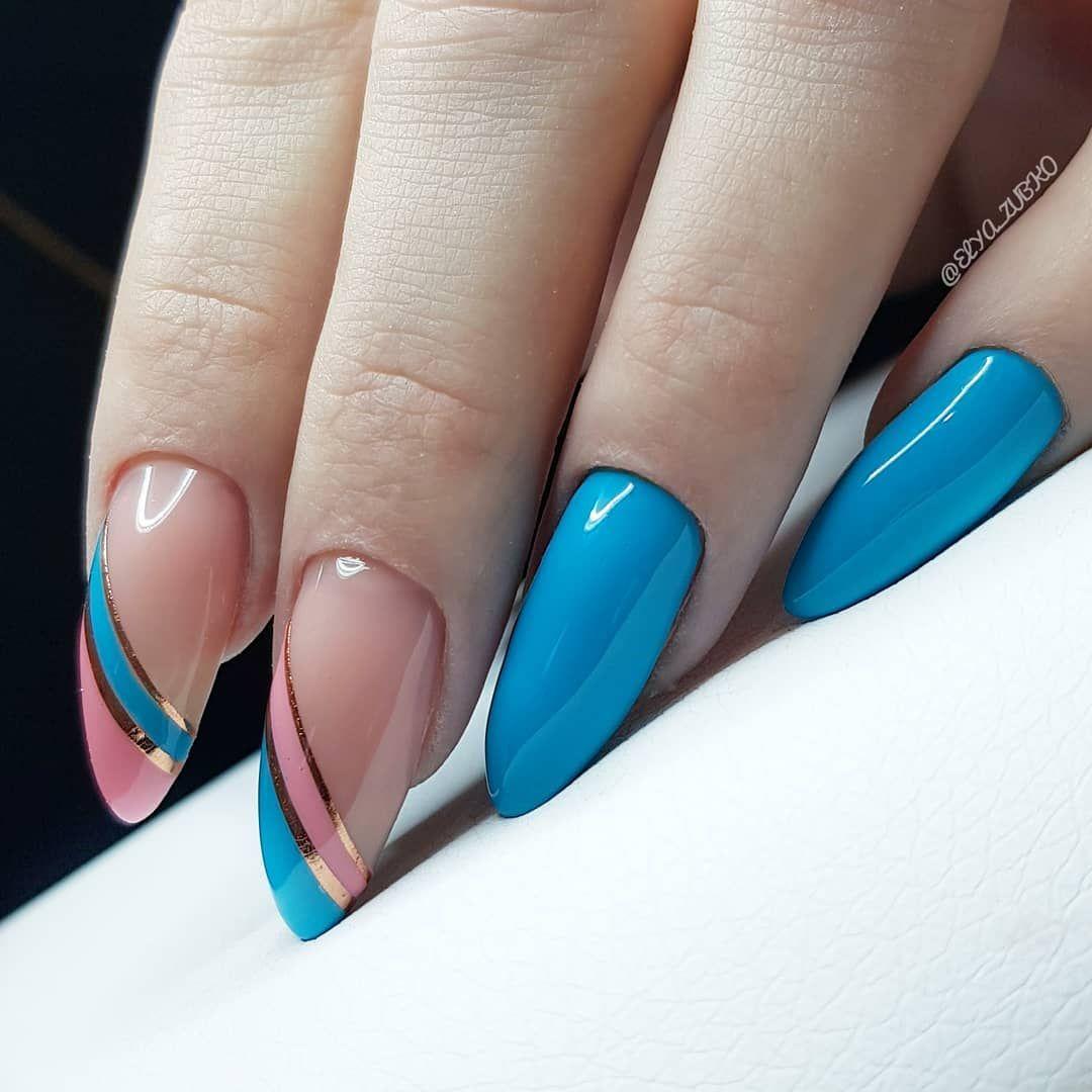 Pin By Krems On Nails Fancy Nails Designs Gel Nails Pastel Nails