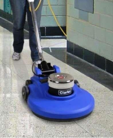 Is Buffing The Same As Polishing Hard Floor Care Floor Finishes Flooring Floor Machine