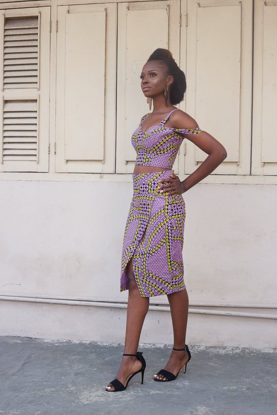 African Skirt, African Clothing, African Print Skirt, African Print Clothing, African Print Wrap Ski #africanprintdresses