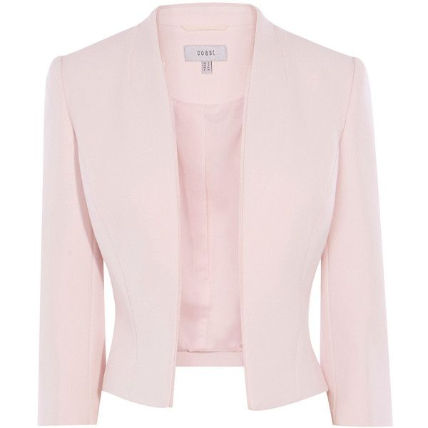EIDEWEN SHORT JACKET (1.775 ARS) ❤ liked on Polyvore featuring ...