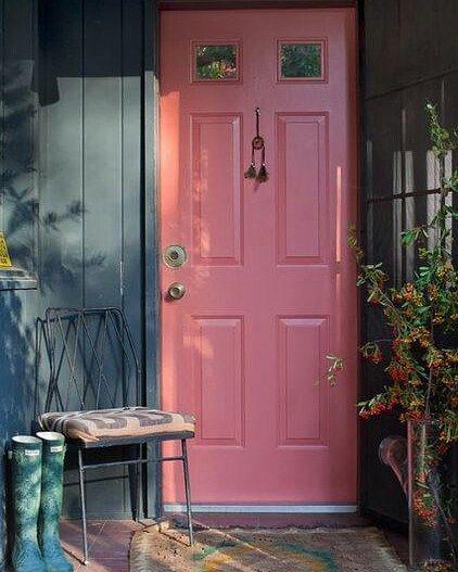 Happy 2016 everyone! #newyear #pink #door #house #home #iheartshabbychic #shabbychic #gateway2016 #interiors #blogger   via Instagram http://ift.tt/1YVe618  Cottage cottagechic decor Home iheartshabbychic interiors shabbychic
