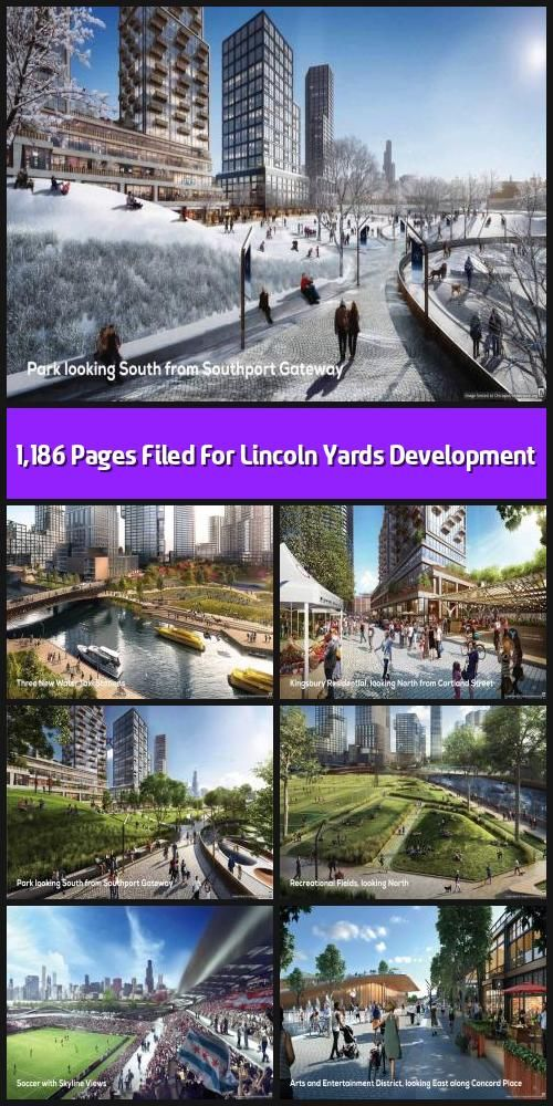 Photo of 1,186 Pages Filed For Lincoln Yards Development –    Get your Allen wrenches rea…