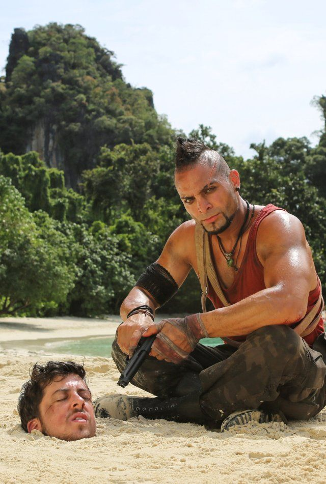 Vaas Montenegro. Played by the actor Michael Mando ...