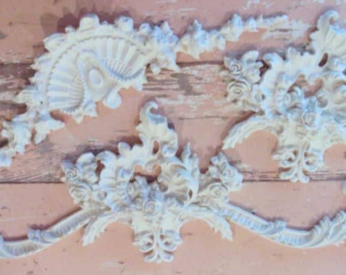 Shabby Chic Furniture Applique Wholesale Lot - Save Over ...
