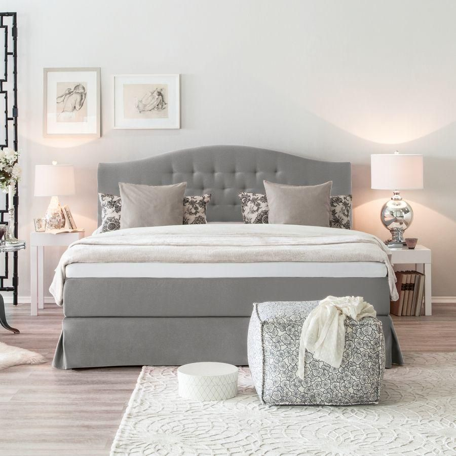 Nice Schlafzimmer Ideen Graues Bett That You Must Know You Re In