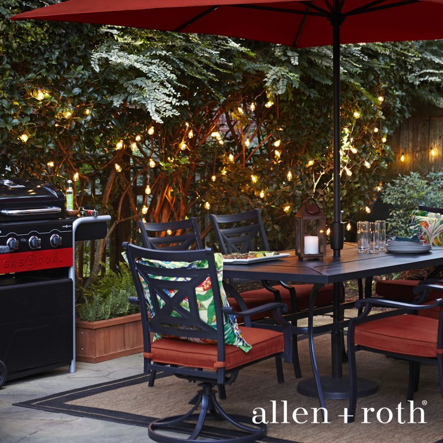 Shop The Kingsmead Patio Collection On Lowes Com Patio Outdoor
