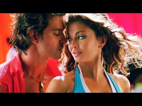 Hrithik Roshan Bollywood Eye Candy In The Guise Of One Terrific Dancer Bollywood Music Videos Hrithik Roshan Bollywood Movie Songs