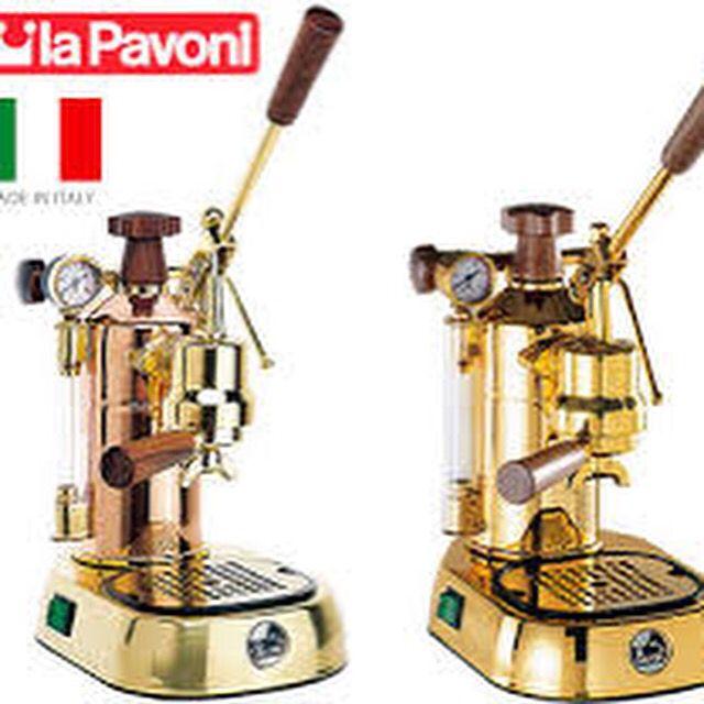 La Pavoni Italian Style  Handmade in Milano