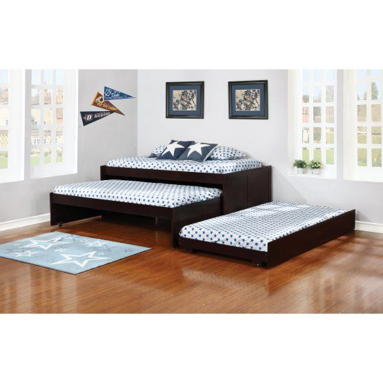 Best Coaster Furniture Aaron Daybed Furniture Coaster Furniture Cool Beds For Kids 400 x 300